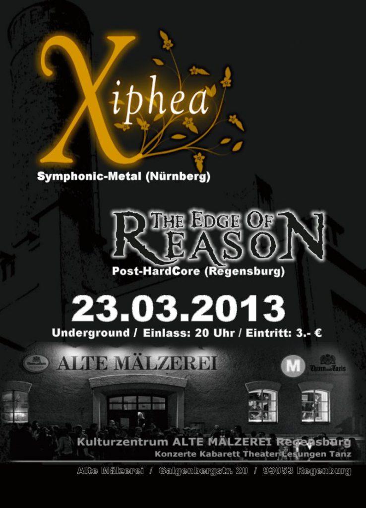 Xiphea_Flyer_Regensburg_26.02.2013