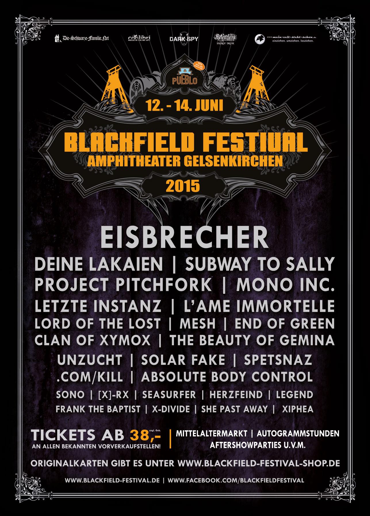 Blackfield Festival