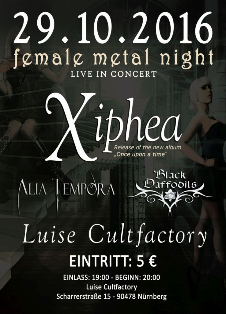 Female Metal Night