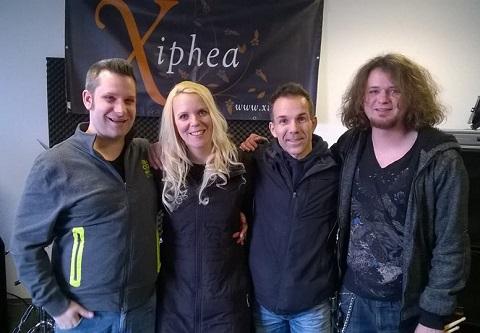 Neil,Sabine,Rene,Thomas
