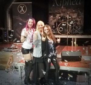 The three Metal Queens