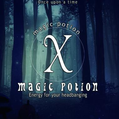 Xiphea magic potion energydrink