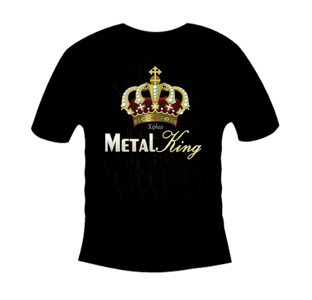 Xiphea Metal King Front