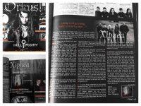 orkus magazin xiphea interview