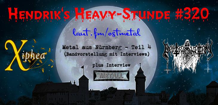 hendrik´s heavy stunde