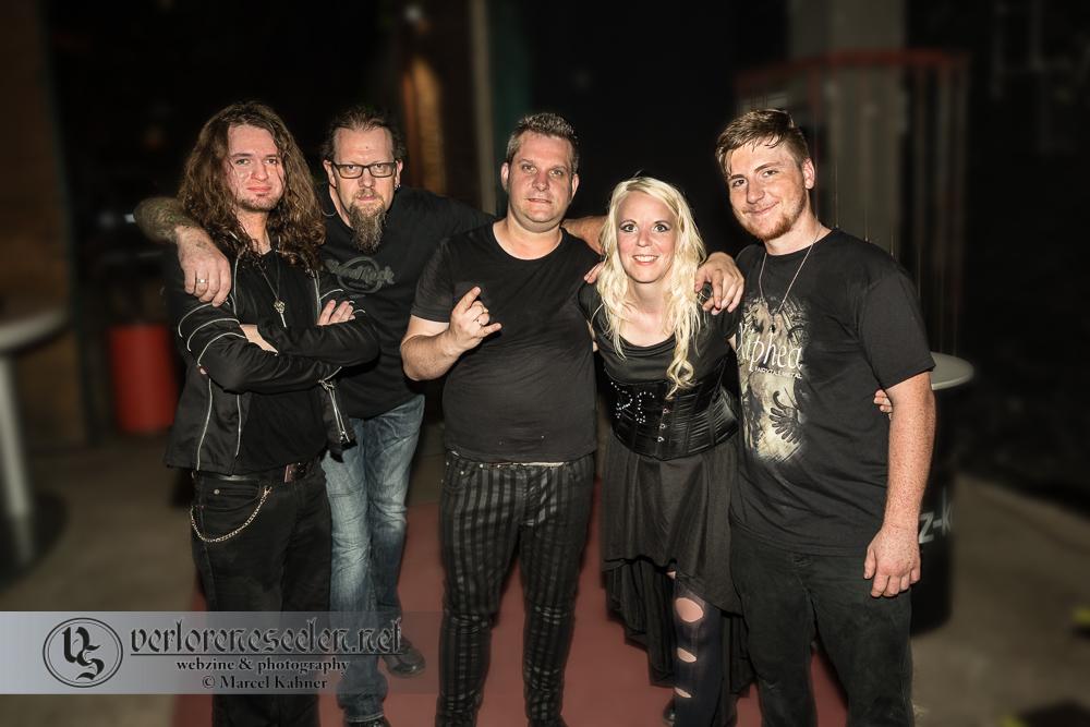 Xiphea Band Fairymetal Night