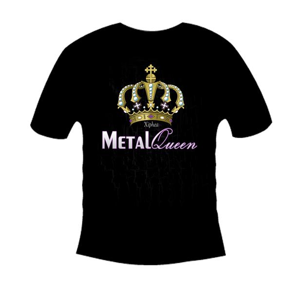 Xiphea Metal Queen Frot