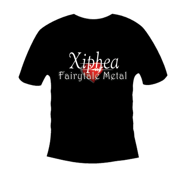 Xiphea Fairytale Metal Front