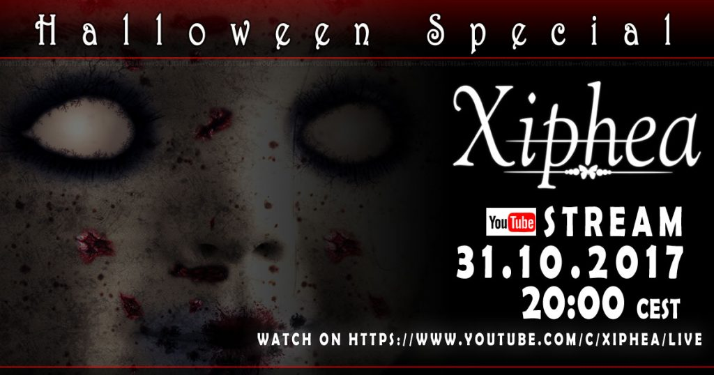 Halloween Special Stream