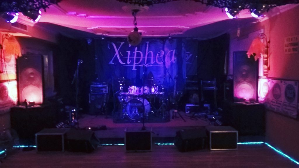 Xiphea tour