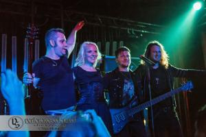 Fairymetal Night Nürnberg Band