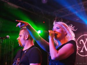 Fairymetal Night Nürnberg Xiphea Neil & Sabine